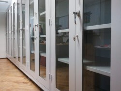 Liverpool University Museum & Gallery Storage