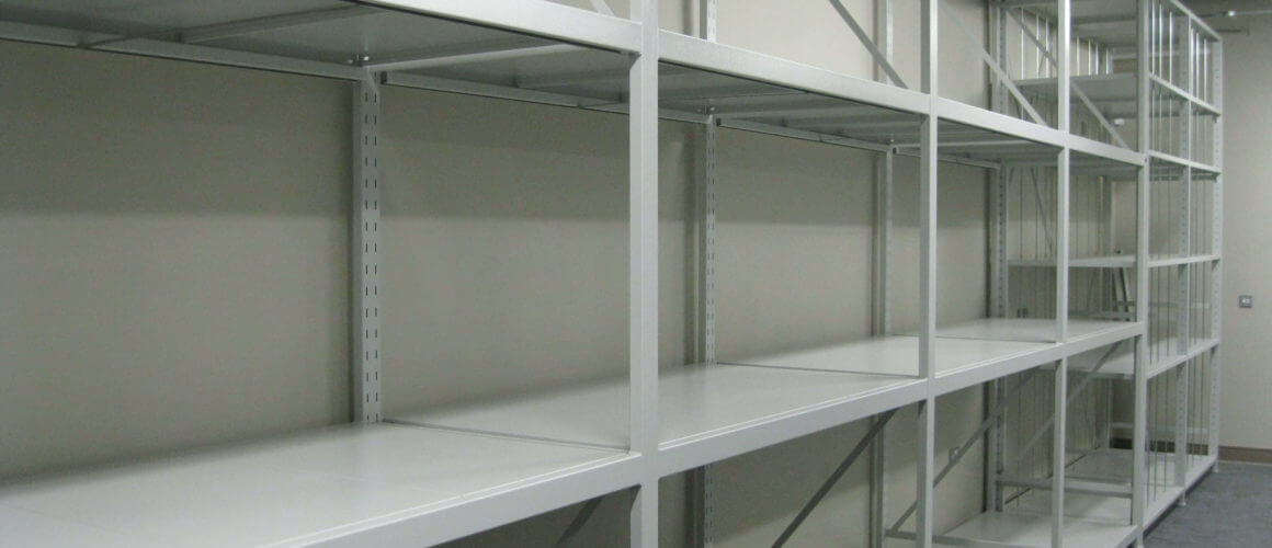 Atkinson Gallery Shelving