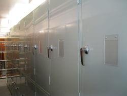 Manchester University Entomology cabinets