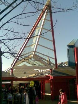 Market Canopy Design