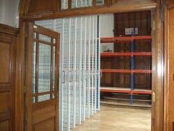 Liverpool University Storage