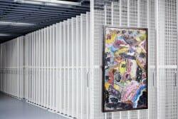 Art Storage Racking