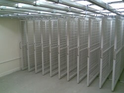 Liverpool Art Gallery Storage