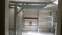 Fusiliers Museum Storage scheme