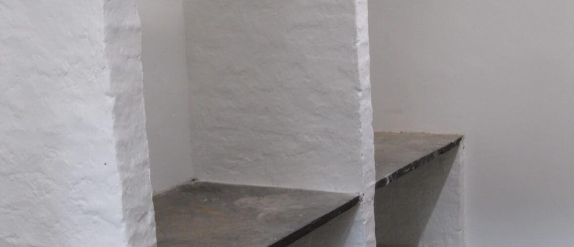 Storiel Art Gallery Stone Storage