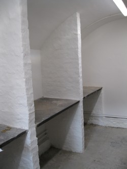 Storiel Art Gallery Stone Storage