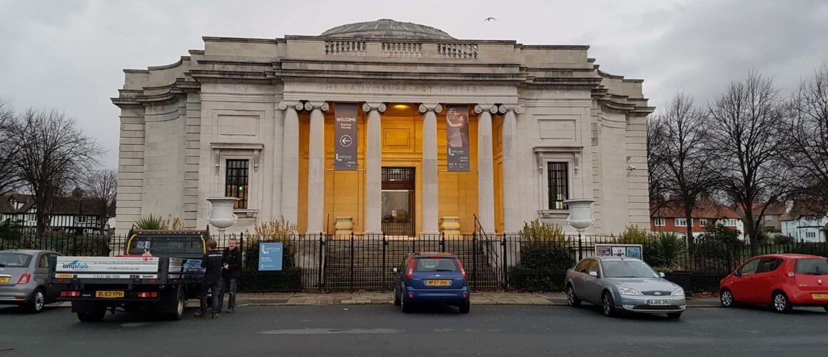 Lady Lever art gallery.