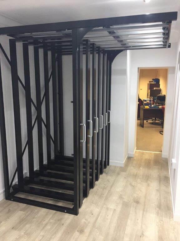 Door Display Rack Ampfab Fabrication
