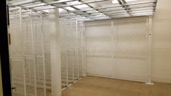 Lady Lever gallery racking